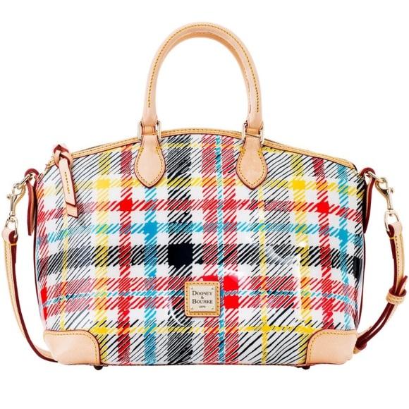 b36e51f6db84 Dooney   Bourke Handbags - 🎉SALE🎉💯Dooney   Bourke Chatham Clear Satchel💯