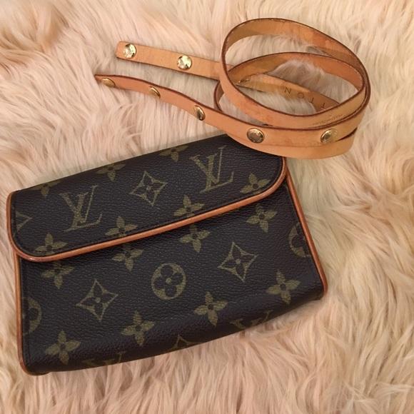 aab9d0a71 Louis Vuitton Bags | Sale Lv Monogram Florentine Waist Bag | Poshmark