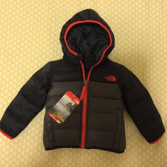 70d7712b7 The North Face Toddler Boy Moondoggy Down Jacket NWT