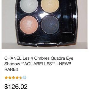 Chanel les Quatre Ombres Quadra Eyeshadow so Rare