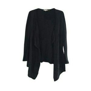 Minnie Rose Black Sweater