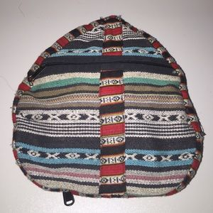 Handbags - Tribal Print mini back pack