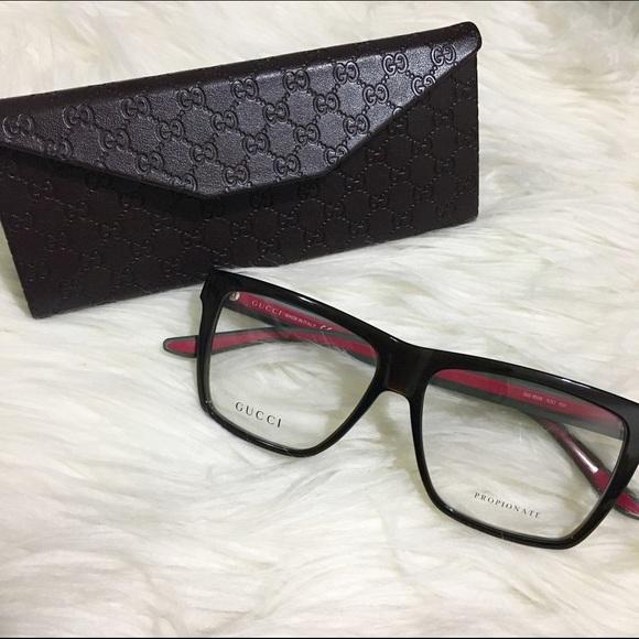 adfe695c702 Gucci Accessories - 100% Authentic Gucci GG 1008 Frames. Gucci plastic frames  glasses eye am framed prescription