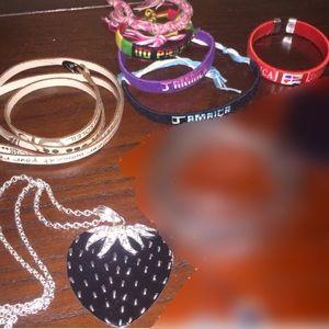 Sephora Jewelry - Bundle 8 items Jewelry Bundle