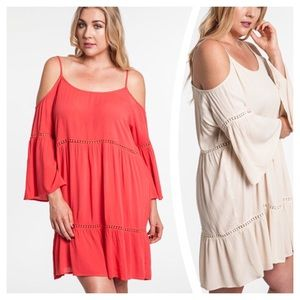 tla2 Dresses & Skirts - 💥HOST PICK 7/23💥BOHO BABE PEASANT DRESS