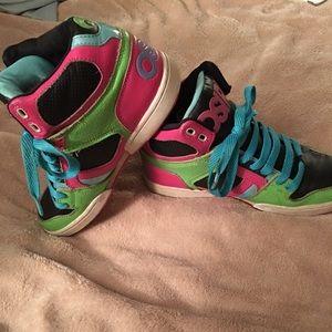 Osiris Other - Osiris multicolored skateboarding shoe