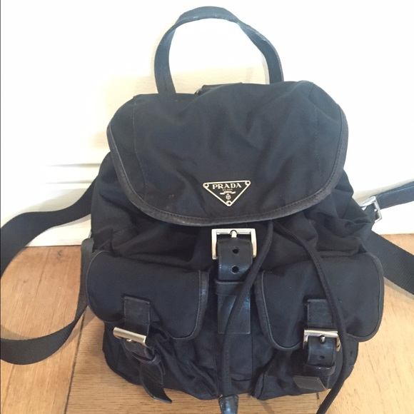 b30bb1a3cbce Authentic Prada Backpack. M 56ffb6884225bef25c000146