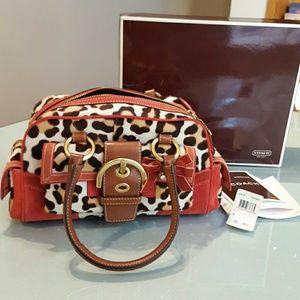 49% off Yves Saint Laurent Handbags - Monogram Saint Laurent zip ...