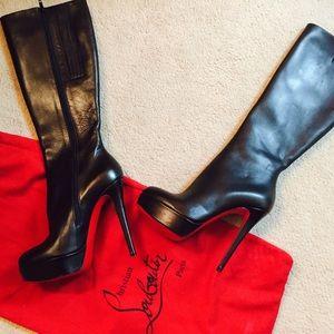 Christian Louboutin Shoes - Christian Louboutin Bianca boot or 950 on Merc