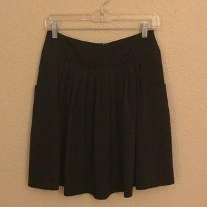 Vera Wang black skirt