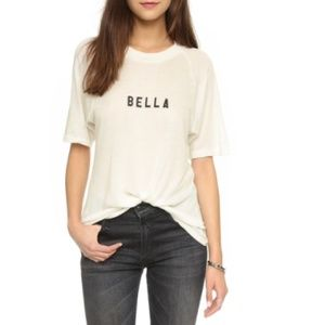 WILDFOX BELLA T SHIRT