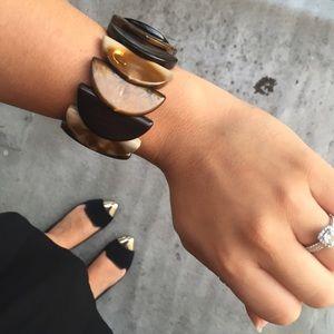 Jewelry - Brown Large Bead Bracelet