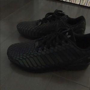 le adidas xeno zx flussi nero 3m scarpa poshmark