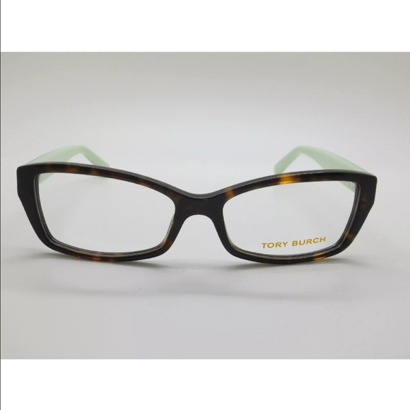 2ec181296e9e Tory Burch Accessories | Ty 2041 1286 Tortoise Mint Eyeglasses ...