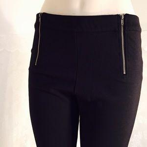 Mine Too Pants - Black stretchy pants. B005 FINAL CLEARANCE