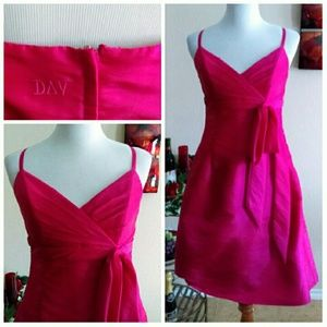⬇Dark Pink Davinci Dress NWOT