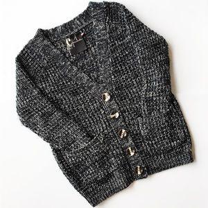 LF Sweaters - 🎉HP🎉   LF   Oversized Melange Cardigan