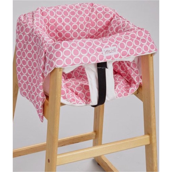 Pleasing Smitten Baby Swing High Chair Cover Rose Color Pdpeps Interior Chair Design Pdpepsorg