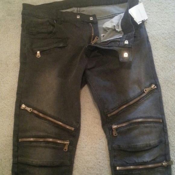 7045c832 Balmain Denim - 100%Authentic Balmain Jeans