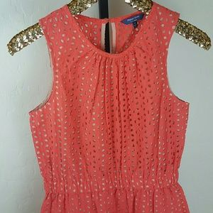 Peter Som Dresses & Skirts - Coral Lace Dress