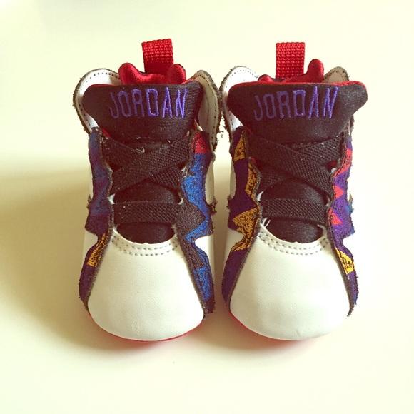 best service 7c288 e16da Baby Jordan 7 Retro Gift Pack