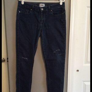 Paige jeans- size 30.