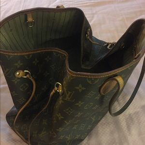 Used Louis Vuitton for sale.