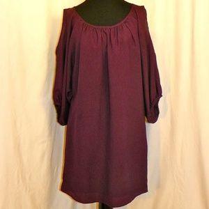 Vava by Joy Han Dresses & Skirts - Vava by Joy Han Open Shoulder Dress