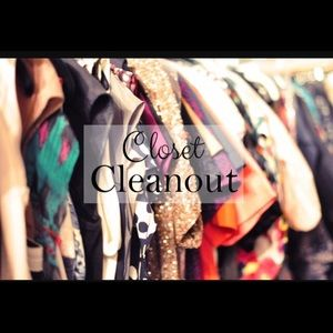 Other - Hey guys! Closet cleanout = Huge Sale!