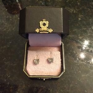 Juicy heart earrings