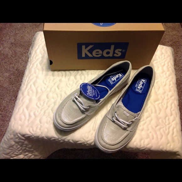 75cade5b07 Keds Shoes | Ortholite Glimmer Boat Shoe | Poshmark