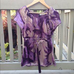 Iris Setlakwe Silk Blouse