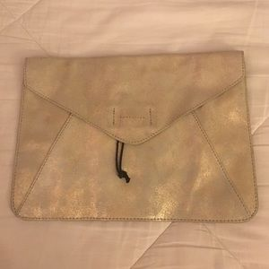 GAP Genuine Leather Clutch