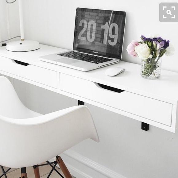 IKEA Alex Desk Shelf Gallery