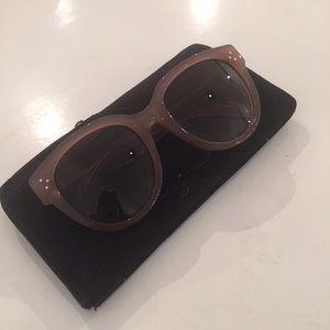 44c49680f Celine sunglasses Audrey CL 41755 opal brown