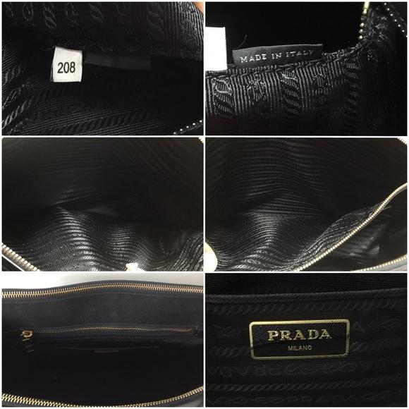 37% off Prada Handbags - 100% Authentic Prada SAFFIANO LUX GM with ...