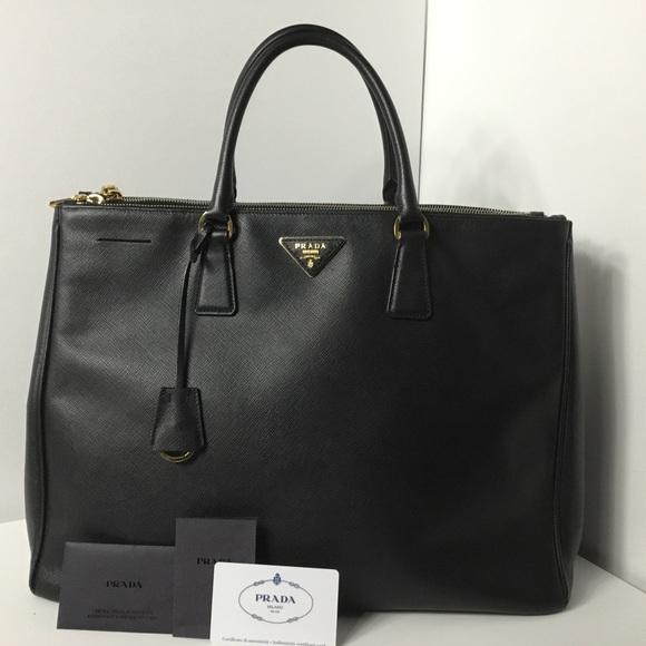 5f6df4313144 Prada Bags | 100 Authentic Saffiano Lux Gm With Dust Bag | Poshmark
