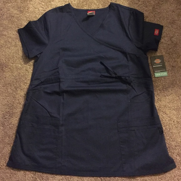 d67baa25f78 Dickies Other | Brand New With Tags Maternity Scrub Top | Poshmark