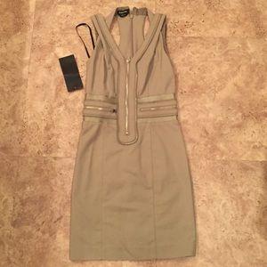 Bebe mini with zipper details