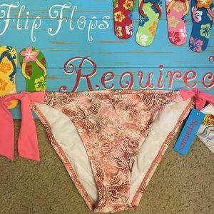 Hobie Other - 💕NWT bikini bottoms by Hobie💕