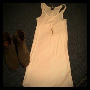 H&M Midi tank dress