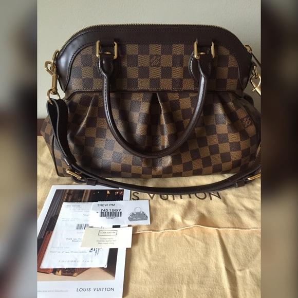 42c334ce23cb Louis Vuitton Handbags - Louis Vuitton Trevi PM