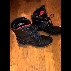 Shoes - Fashion Combat Boots