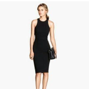 Size 10 midi dress nwt h&m