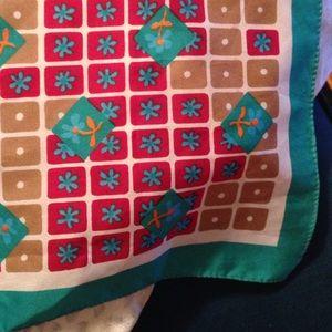 20x20 handkerchief or head scarf ❤️