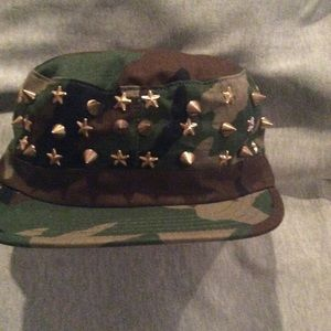 Propper Accessories - Studded Camouflage Patrol Cap