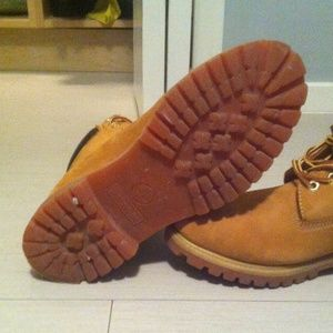 Timberland Støvler Hvete 10,5