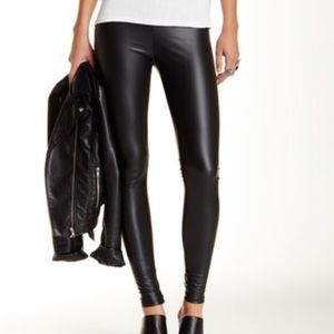 Free Press Liquid Faux Leather Legging, Medium
