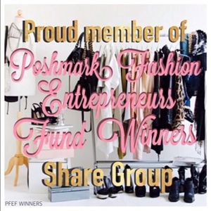 Poshmark Other - Proud member of the PFEF