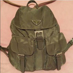 Prada Bags | Backpacks - on Poshmark